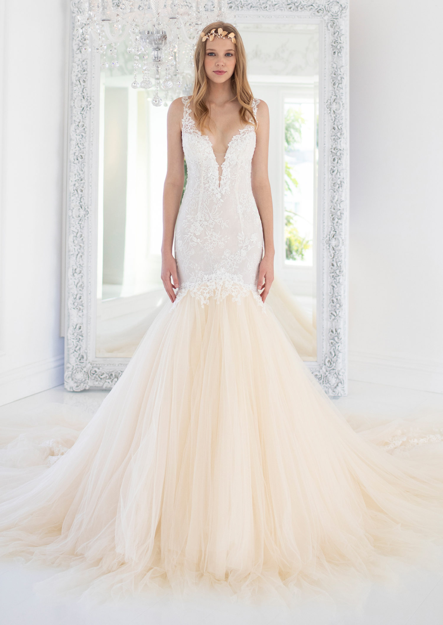 WEDDING DRESS MAGDALENA 3274