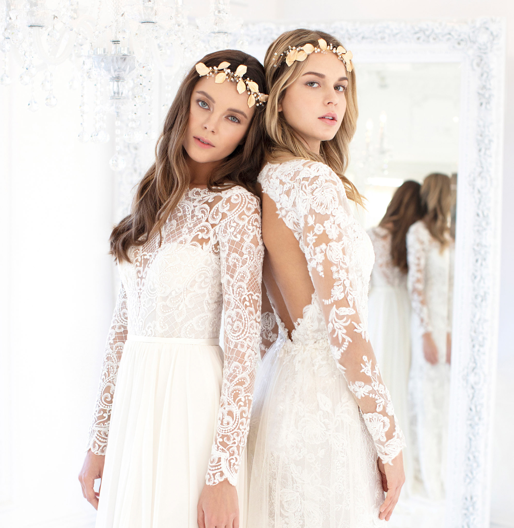 wedding dress shopping in Beverly Hills
